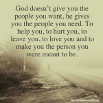 The People You Need