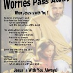 Worries Pass Away