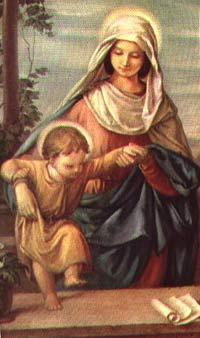 Qualities of Mother Mary