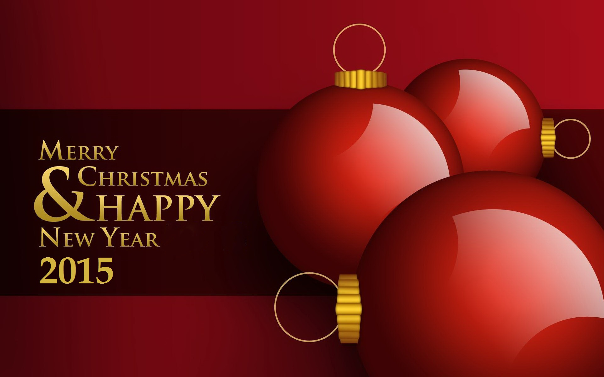 Merry christmas and happy new year 2015 wallpapers merry christmas and happy new year 2015 wallpaper09 m4hsunfo