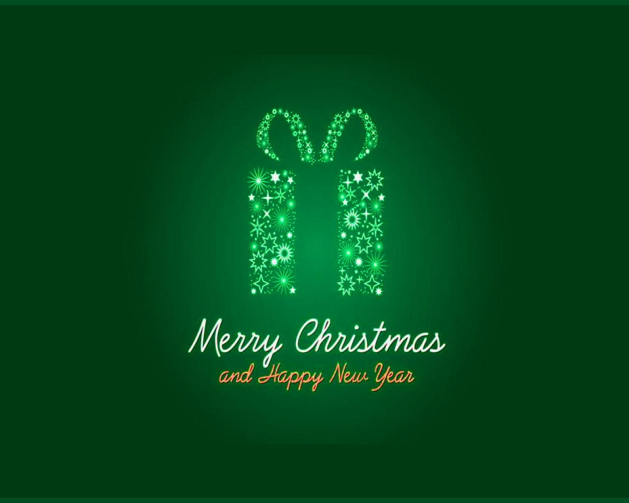 Merry Christmas And Happy New Year 2015 Wallpaper12