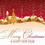 Merry Christmas and Happy New Year 2015 Wallpaper18