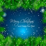 Merry Christmas and Happy New Year 2015 Wallpaper27