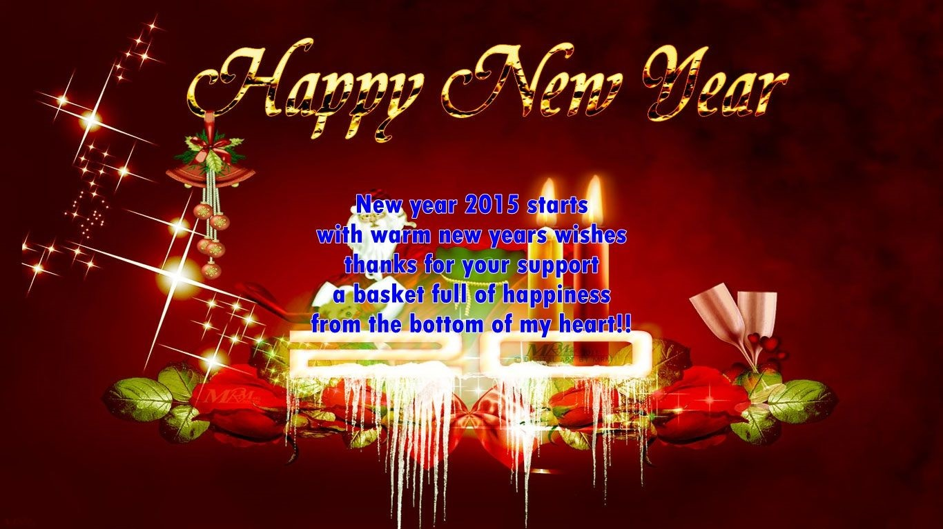 merry christmas and happy new year 2015 wallpaper34