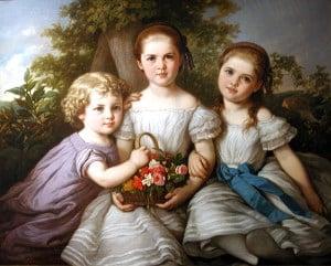 Poem Three Sisters