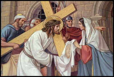The Way Of The Cross With Meditations