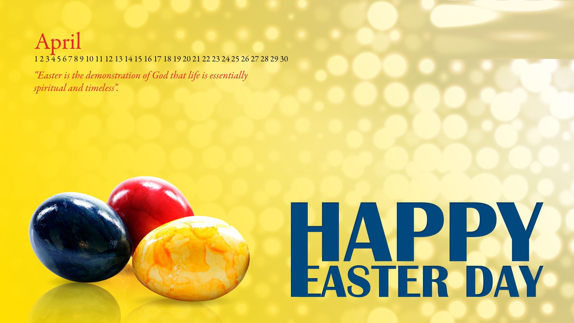 Easter Wishes Wallpapers 20