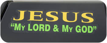 From My God to My Lord