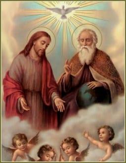 Gods Catholicism