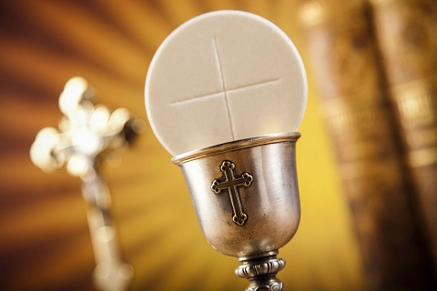 The Song Of The Eucharist